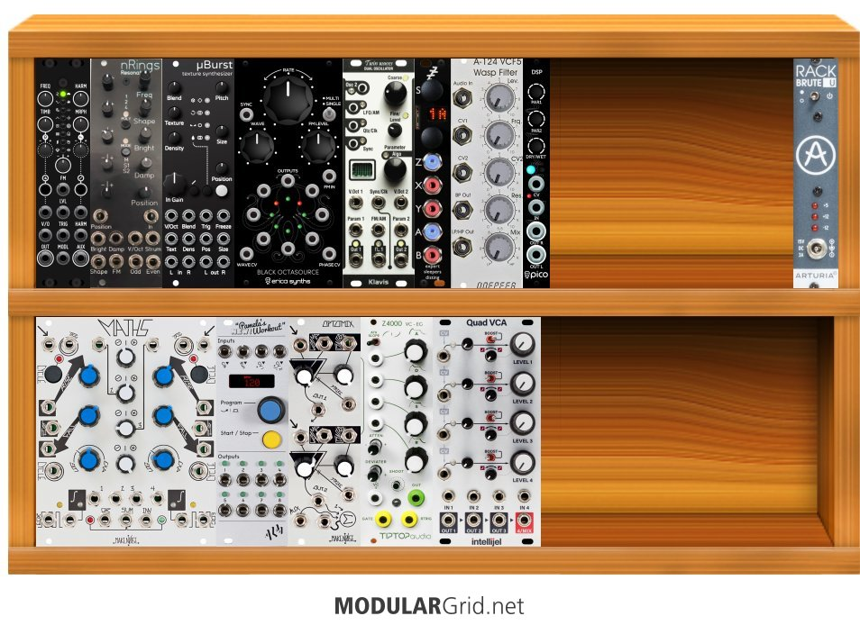 ModularGrid Rack
