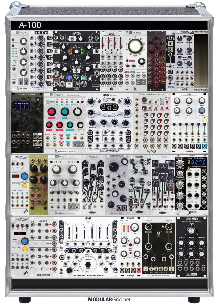Looking to get into eurorack with about £400 to spend  Is there a