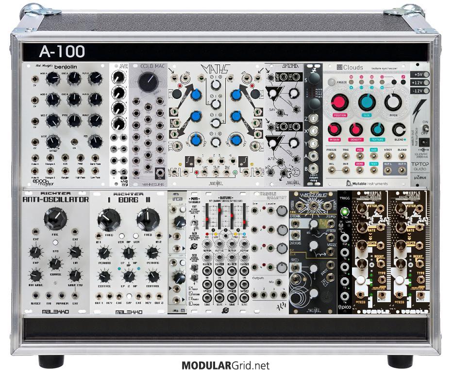 MUFF WIGGLER :: View topic - Small Sampling/Sound Mangling Setup