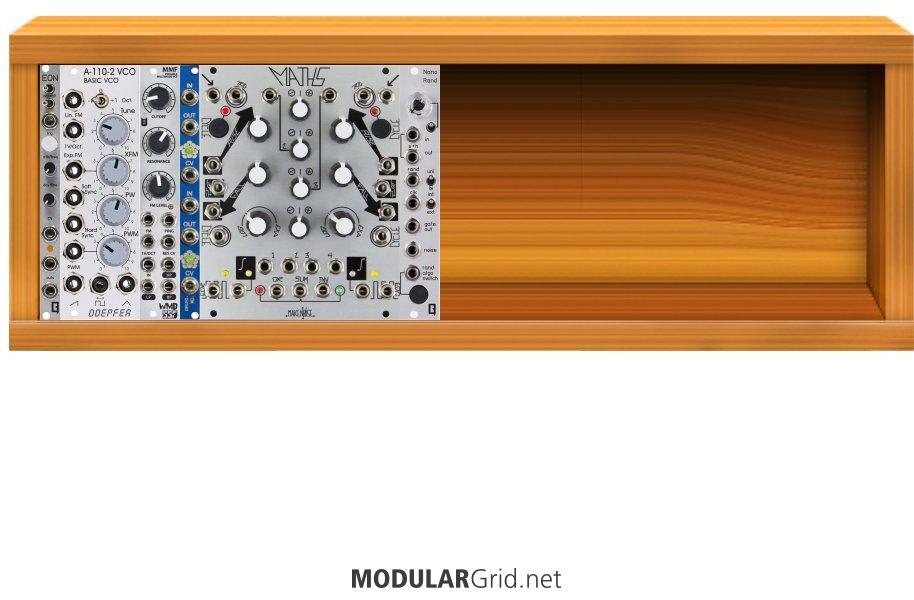 vcl monthly starter eurorack thread on modulargrid. Black Bedroom Furniture Sets. Home Design Ideas