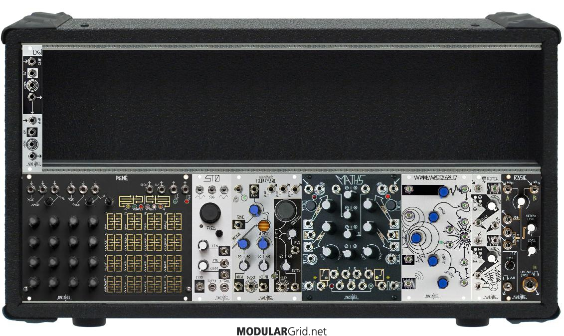 Would this be a good starter eurorack? thinking about mantis as a