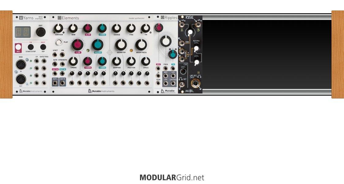 ModularGrid Rack