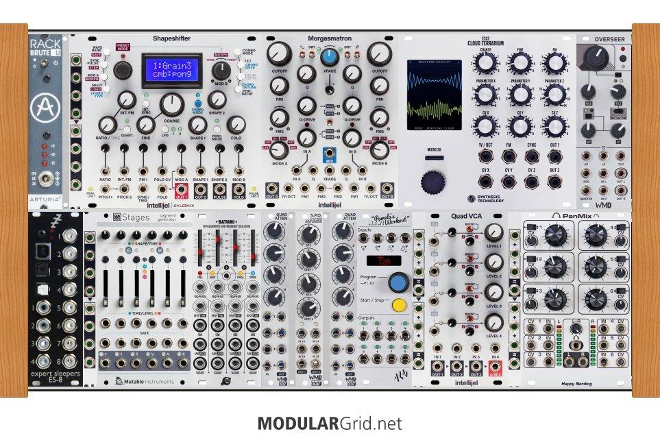 Got Eurorack? Show your Modular Grid! - Page 2 - ReasonTalk com