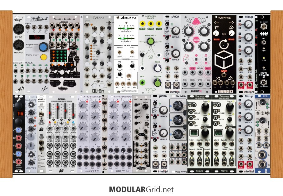 All Posts of all Threads on ModularGrid