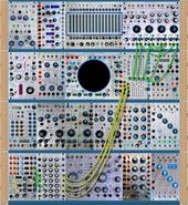 Quadraphonic Pan Logic
