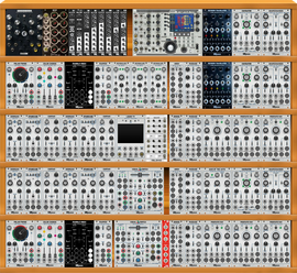 Zarchived 10/19/2020 Goike Video Synth Rack