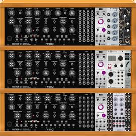Finished Polyphonic Moog