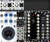 Intellijel 42hp 4U (Quadraophonic Output)