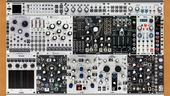 Intellijel 208 Rack Noise Jams v7 used for Strange Stage Jan 2020