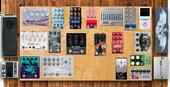 based god pedalboard 2