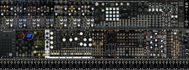 HELP! I'M TRAPPED IN A MODULARGRID EURORACK SYSTEM!