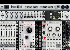 62HP Intellijel Pallette Generative Is A Patching Style System