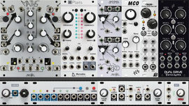 Trovarsi Eurorack Techno Tutorial With Noise Engineering Modules (copied from ChrisTM) (copy)