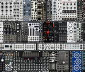 Eric Synths 6U + Intellijel 4U 104HP Performance Rack FINISHED