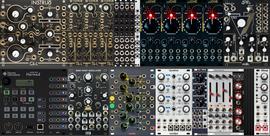 Make Noise 7u Rack - 2020