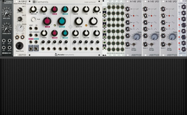 My younger Eurorack