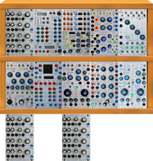 My young Buchla