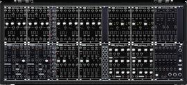 4 Roland SYSTEM 500 6U 124HP Suitcase 248 Retro