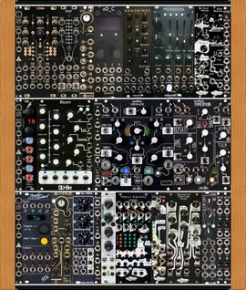Moog 60 HP 3-Tier 2020 Option 6