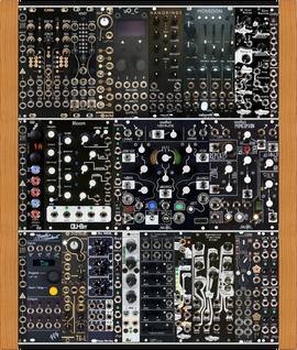 Moog 60 HP 3-Tier 2020 Option 7a