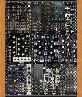 Moog 60 HP 3-Tier 2020 Option 9