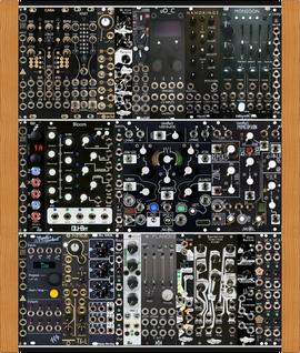 Moog 60 HP 3-Tier 2020 Option 11
