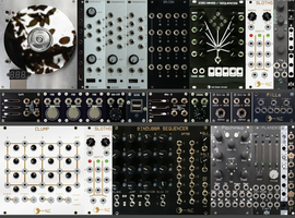 My cadenced Eurorack in the key of reverberation