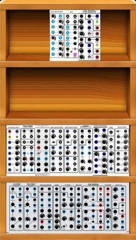 Malacht parchment modular