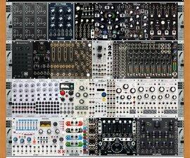 Moog Rack
