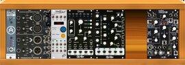 Minimo para procesar señal de piano con otro sinte externo y combinar la señal en unico stereo