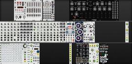 Hoe studio rack