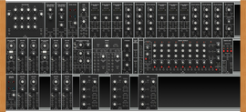 Behringer System 55 Rack