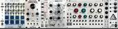 Make Noise 3U skiff No. 2 (unpowered - using 2/3 4MS power)