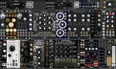 Eowave 7U Systeme Noir Strega Demo Edition