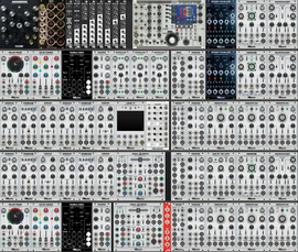 01/11/21 Goike Video Synth Rack