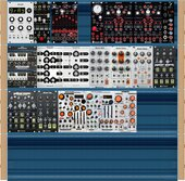 My uncoined Eurorack