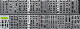System 100 Eurorack 140hp