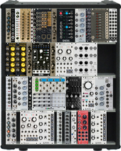 My Eurorack Right (if PSU3 was installed powering bottom left row)