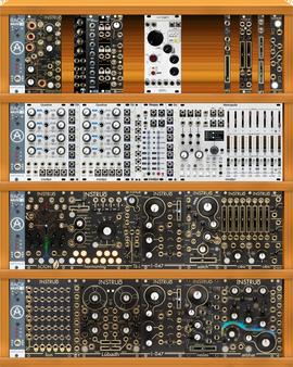 New Rackbrutes 3x 3U