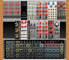 My All modules I want Eurorack (copy)