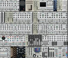03/14/21 NEXT Goike Video Synth Rack (copy) (copy)