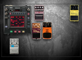 My sexism Pedalboard (copy)