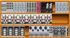 My playable Eurorack (copied from Fonkysly) (copied from whsingleton)