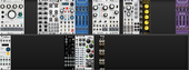 My unstopped Eurorack