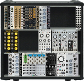 My Eurorack Right after shuffle