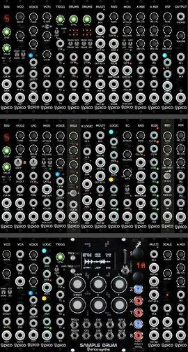 Pico Monster System
