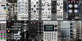 My techno system 6U / 104
