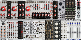 104hp x 2 - Three VCOs! v.3.4 - Amp and Tone - MultiENV - All Analog (copy)