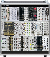 My unchecked Eurorack (copied from Lugia)
