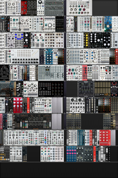 All My Eurorack includes DIY backlog and pre-orders, etc if it's upside down it's not there yet!